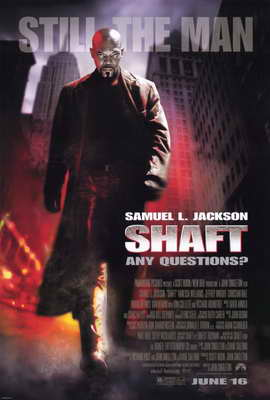 Shaft - 27 x 40 Movie Poster - Style A