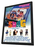 Shag: The Movie - 11 x 17 Movie Poster - Style B - in Deluxe Wood Frame