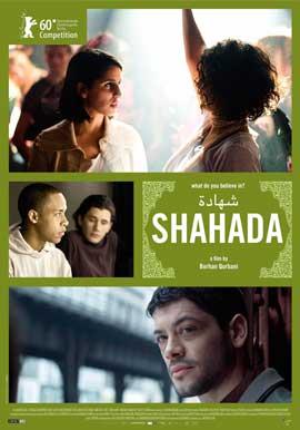 Shahada - 11 x 17 Movie Poster - Style A