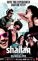 Shaitan - 11 x 17 Movie Poster - Style A