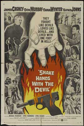 Shake Hands with the Devil - 11 x 17 Movie Poster - Style A
