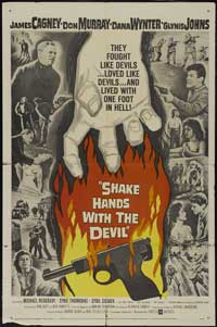 Shake Hands with the Devil - 43 x 62 Movie Poster - Bus Shelter Style A