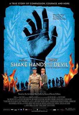 Shake Hands with the Devil - 11 x 17 Movie Poster - Style B