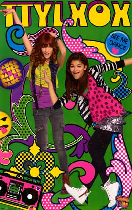 Shake It Up! (TV) - 22 x 35 TV Poster - Style A