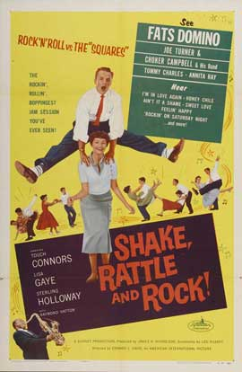 Shake, Rattle and Rock! - 27 x 40 Movie Poster - Style A