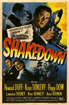 Shakedown - 11 x 17 Movie Poster - Style B