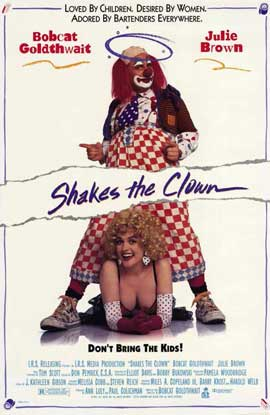 Shakes The Clown - 11 x 17 Movie Poster - Style A