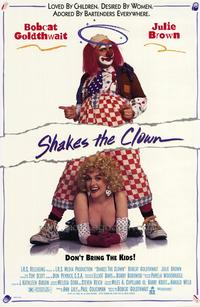 Shakes The Clown - 43 x 62 Movie Poster - Bus Shelter Style A
