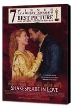 Shakespeare in Love - 27 x 40 Movie Poster - Style B - Museum Wrapped Canvas