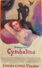 Shakespeares Cymbeline (Broadway) - 11 x 17 Poster - Style A