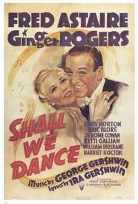 Shall We Dance - 11 x 17 Movie Poster - Style B