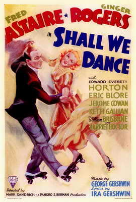 Shall We Dance - 27 x 40 Movie Poster - Style A
