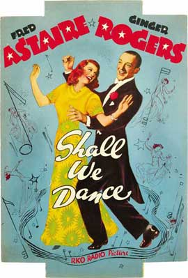 Shall We Dance - 11 x 17 Movie Poster - Style D