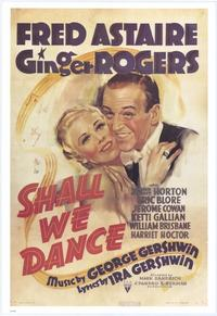 Shall We Dance - 43 x 62 Movie Poster - Bus Shelter Style A