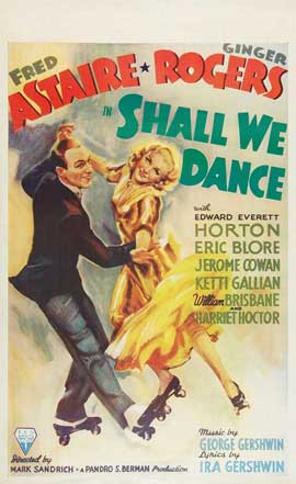 Shall We Dance - 27 x 40 Movie Poster - Style E