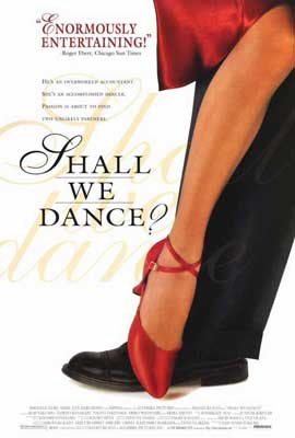 Shall We Dance? - 27 x 40 Movie Poster - Style A