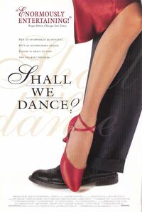 Shall We Dance? - 43 x 62 Movie Poster - Bus Shelter Style A
