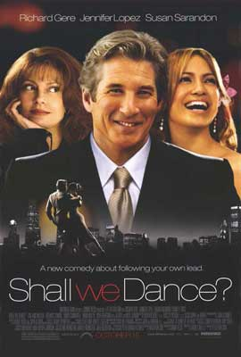 Shall We Dance? - 11 x 17 Movie Poster - Style B