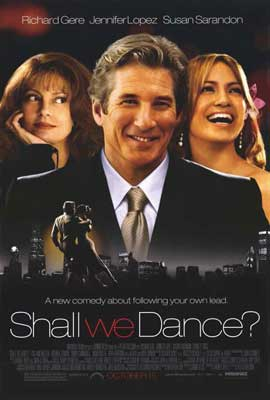Shall We Dance? - 27 x 40 Movie Poster - Style B