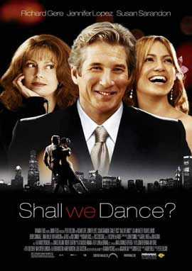 Shall We Dance? - 27 x 40 Movie Poster - Style F