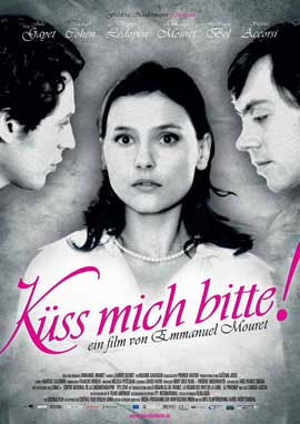 Shall We Kiss? - 11 x 17 Movie Poster - German Style A