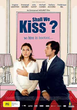 Shall We Kiss? - 27 x 40 Movie Poster - Australian Style A