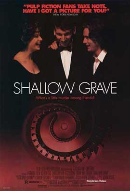Shallow Grave - 11 x 17 Movie Poster - Style A