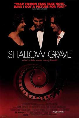 Shallow Grave - 27 x 40 Movie Poster - Style A