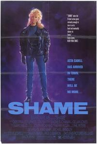 Shame - 11 x 17 Movie Poster - Style A