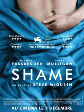 Shame - 27 x 40 Movie Poster - French Style A