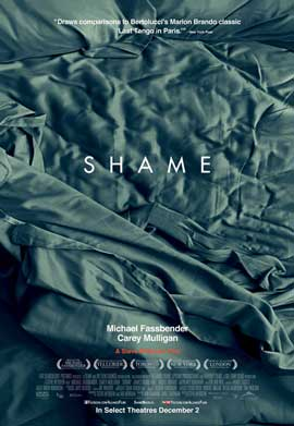 Shame - 43 x 62 Movie Poster - Canadian Style A
