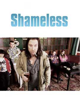 Shameless (TV) - 27 x 40 TV Poster - UK Style A
