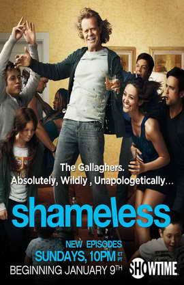 Shameless (TV) - 11 x 17 TV Poster - Style A
