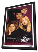 Shampoo - 27 x 40 Movie Poster - Style A - in Deluxe Wood Frame