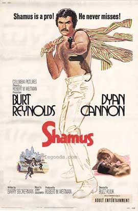 Shamus - 11 x 17 Movie Poster - Style A