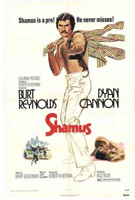 Shamus - 27 x 40 Movie Poster - Style A