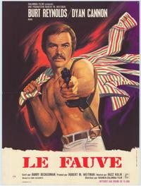Shamus - 11 x 17 Movie Poster - French Style A
