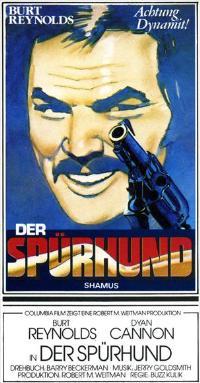 Shamus - 11 x 17 Movie Poster - German Style A