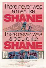 Shane - 27 x 40 Movie Poster - Style D