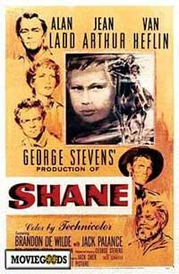 Film review: Shane (1953) – Film Blerg