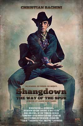 Shangdown: The Way of the Spur - 43 x 62 Movie Poster - Bus Shelter Style A