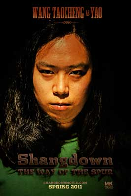 Shangdown: The Way of the Spur - 27 x 40 Movie Poster - Style B