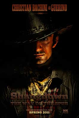 Shangdown: The Way of the Spur - 11 x 17 Movie Poster - Style C