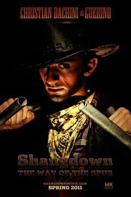 Shangdown: The Way of the Spur - 43 x 62 Movie Poster - Bus Shelter Style D