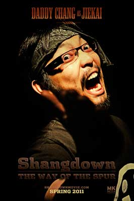 Shangdown: The Way of the Spur - 11 x 17 Movie Poster - Style G