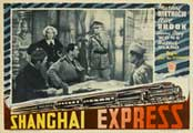 Shanghai Express - 11 x 14 Movie Poster - Style B
