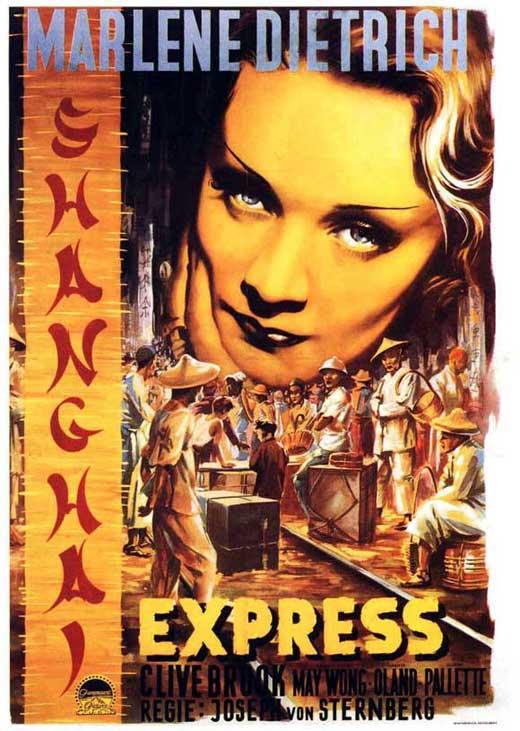 Shanghai Express movie