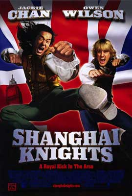 Shanghai Knights - 27 x 40 Movie Poster - Style A