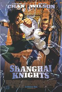 Shanghai Knights - 27 x 40 Movie Poster - Style B