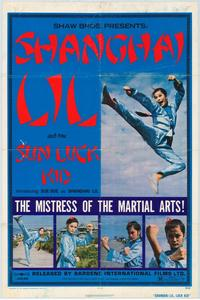 Shanghai Lil and the Sun Luck Kid - 43 x 62 Movie Poster - Bus Shelter Style A
